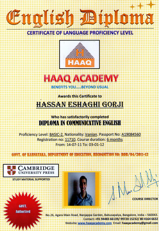 Haaq Academy English Learning Spoken English Languages